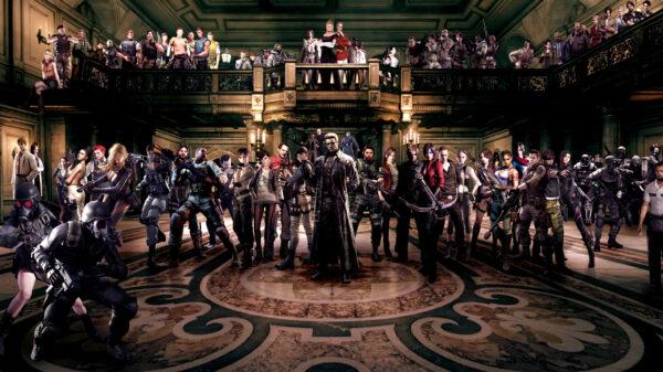 Ten Best Resident Evil Games