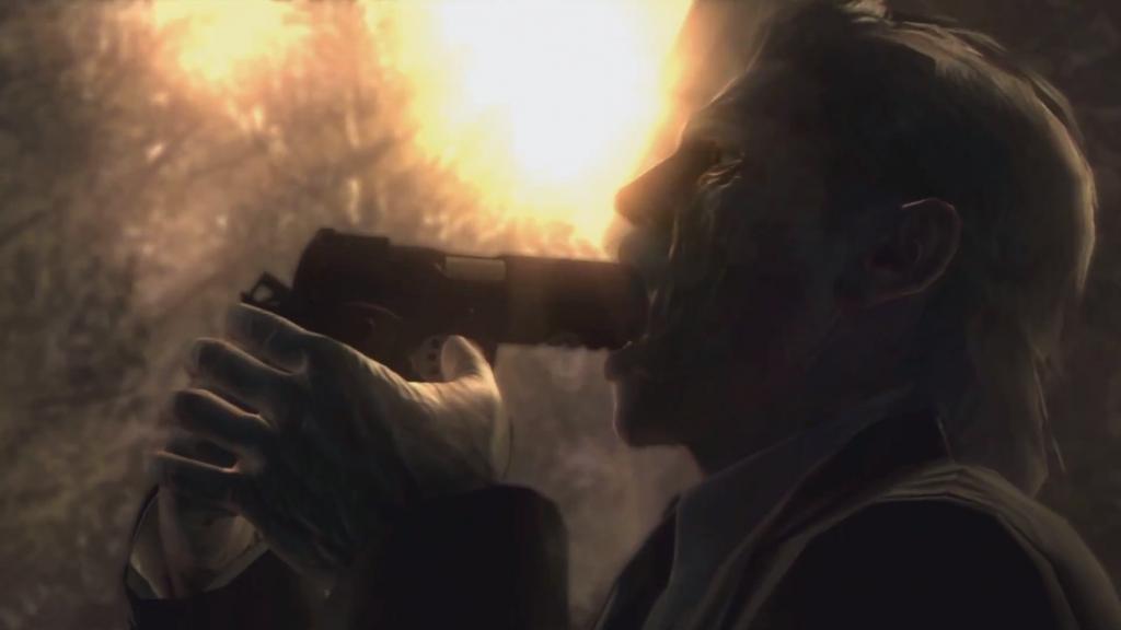 Metal Gear Ending