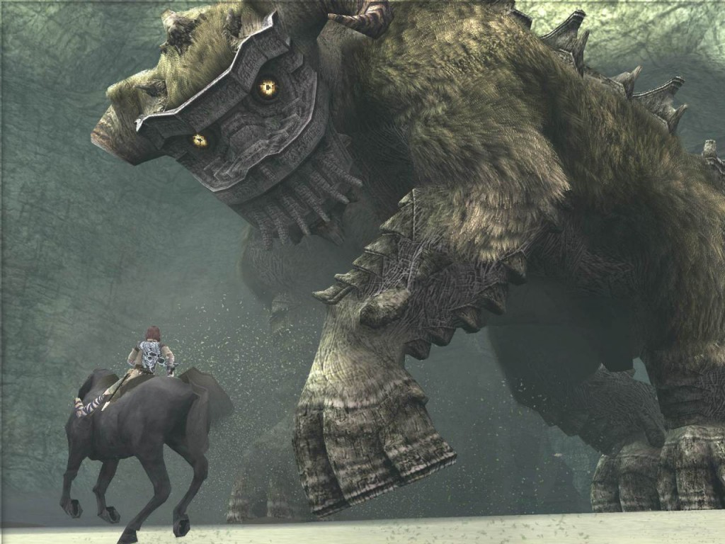 Shadow of Colossus Ending