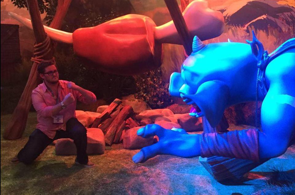 E3 2016 Jason Krell