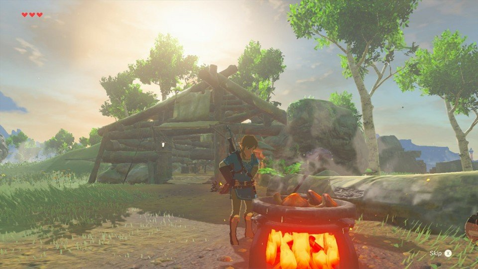 Everything We Know About 'The Legend of Zelda: Breath of the