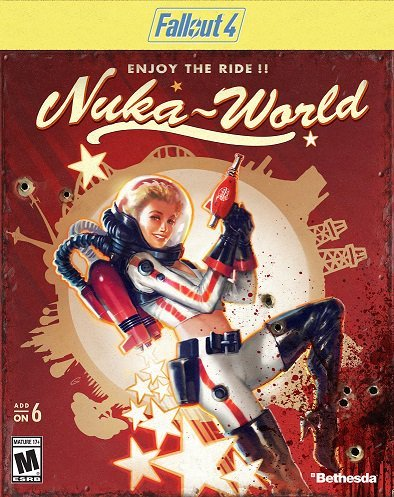 Teaser image for Fallout 4's next expansion pack: Nuka World
