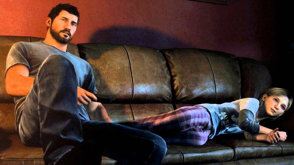 The Last of Us is remarkably upbeat for like, literally, three minutes.