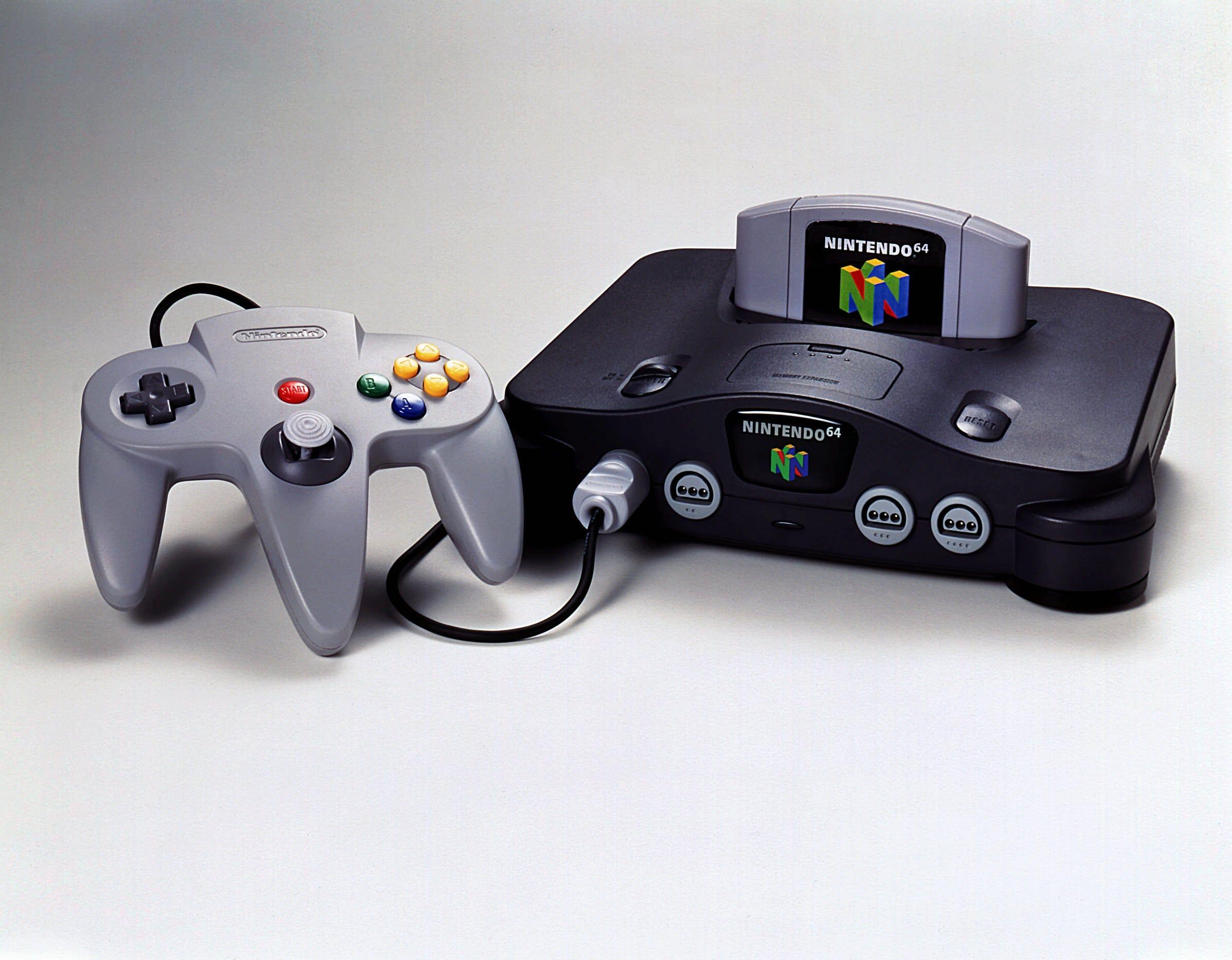 Nintendo 64 at 25