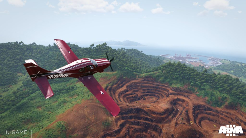 ARMA 3 Apex, the new expansion for an already impressively big game.