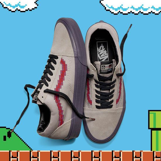 e838594204e658 Vans and Nintendo Team Up for the Ultimate Adventure in Footwear and ...