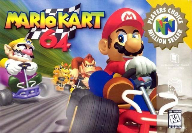 Mario Kart 74