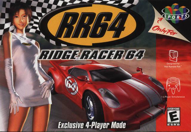 Ridge Racer N64