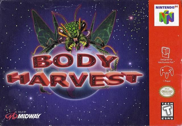 BodyHarvest
