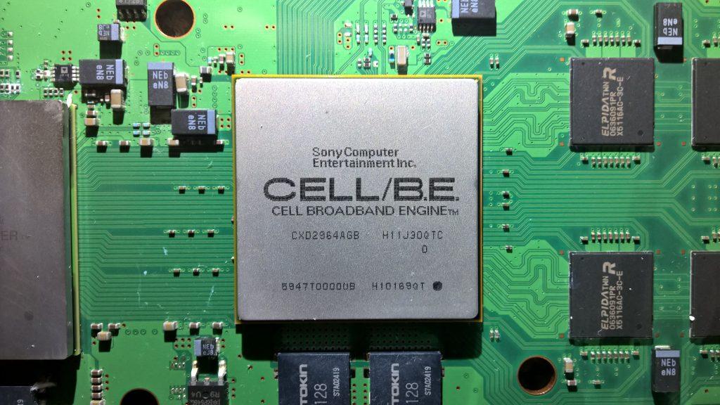 CELL_BE_processor_PS3_board