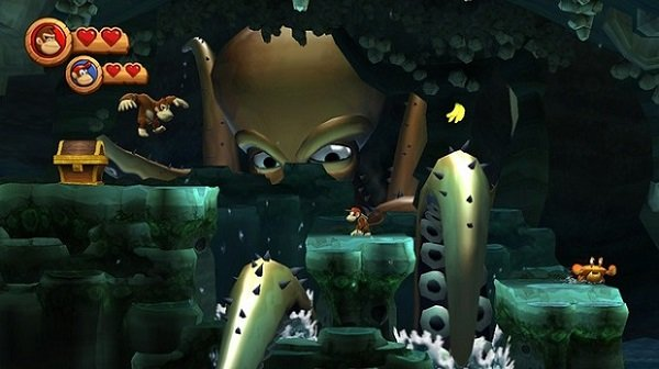 Ranking The Donkey Kong Country Series: Donkey Kong Country Returns