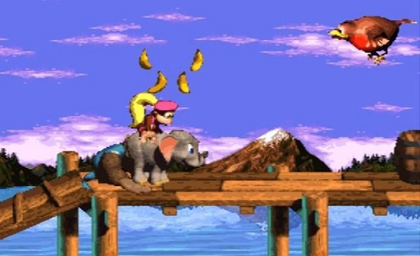 Donkey-Kong-Country-3 Ranking The Donkey Kong Country Series
