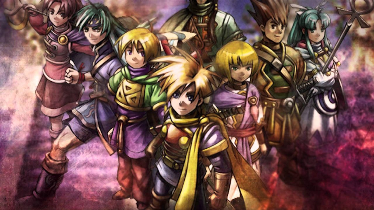 How 'Golden Sun' Pushed the Limits of the GBA and RPGs | Goomba Stomp