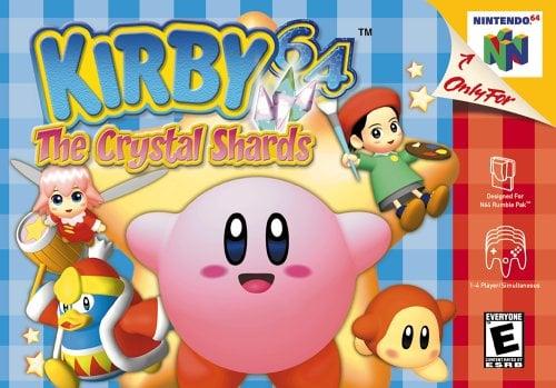 Kirby64TheCrystalShards