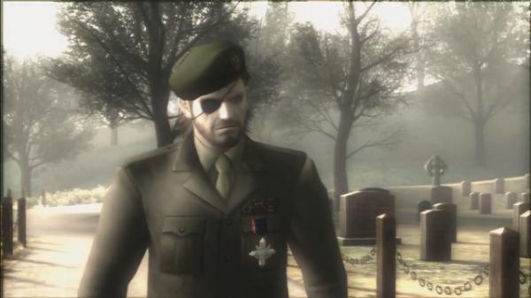 Metal Gear Solid Three