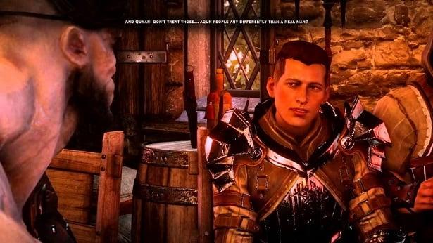 Krem of Dragon Age: Inquisition
