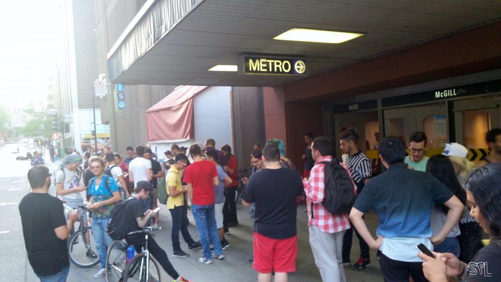 outside the metro1 m
