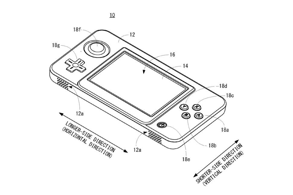 Could this be the face of the Nintendo NX?