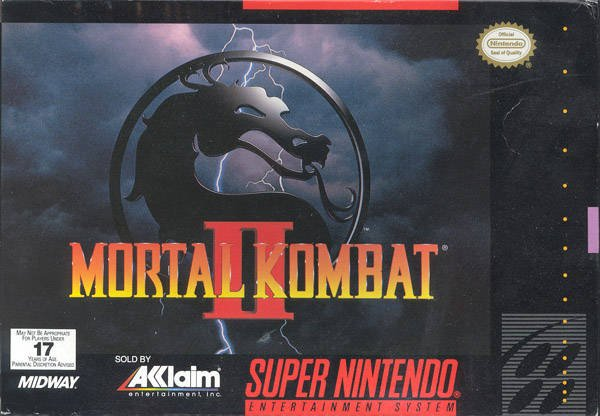 Mortal Kombat 2 SNES
