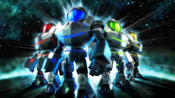 metroid prime: federation force
