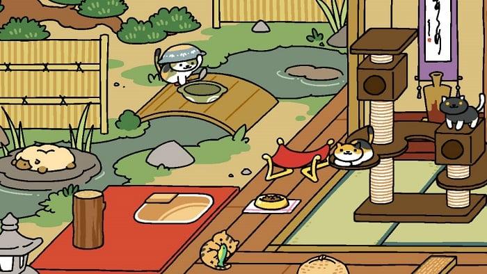 Neko Atsume 3