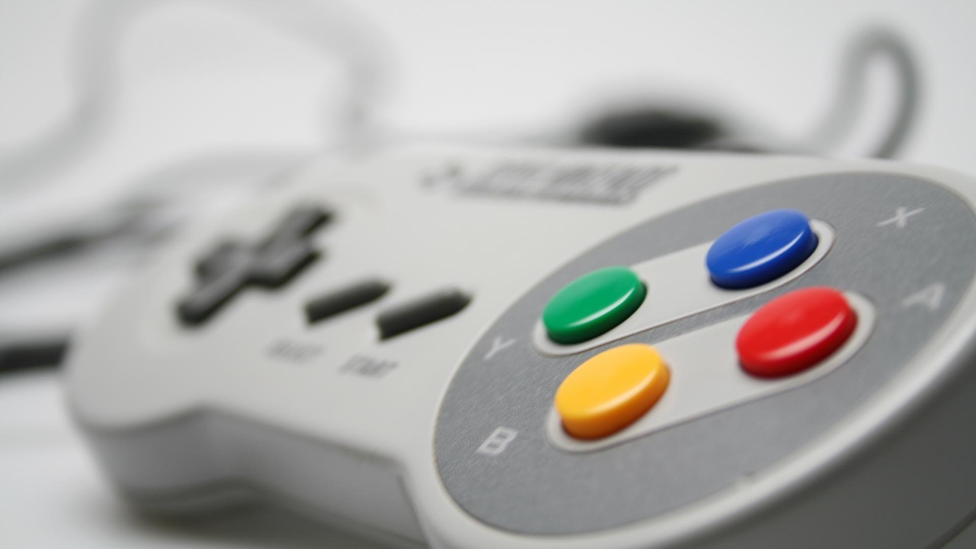 Super Nintendo SNES anniversary