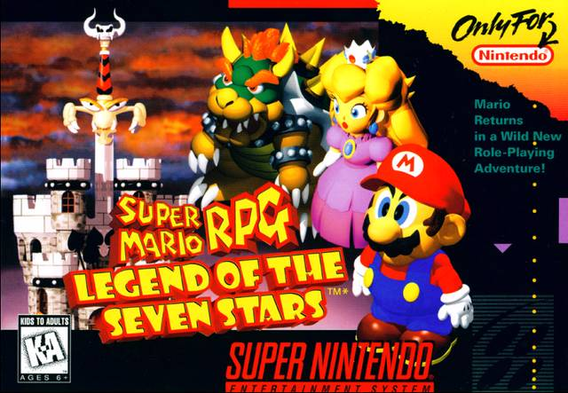 Legend of the Seven Stars