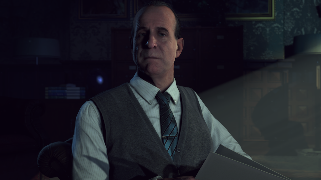 Peter Stormare has a blast hamming it up as a flamboyant therapist.