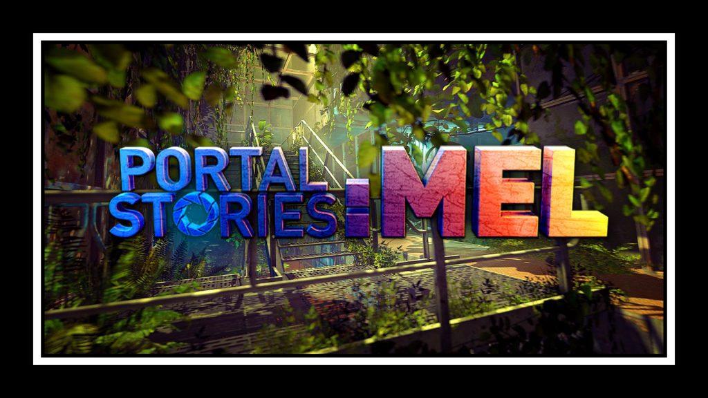 Fan creations sometimes rival real games, like Portal Stories: Mel