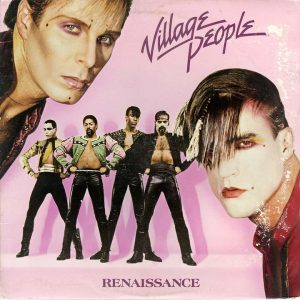 You might not know this, but in the '80s disco became incredibly uncool. I know, right. The Village People decided to rebrand themselves to fit in with the emerging New Romantic scene, and they looked like this. It was still a better idea than Metal Gear Survive.