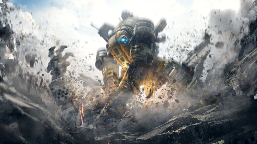 AAA Published Titanfall