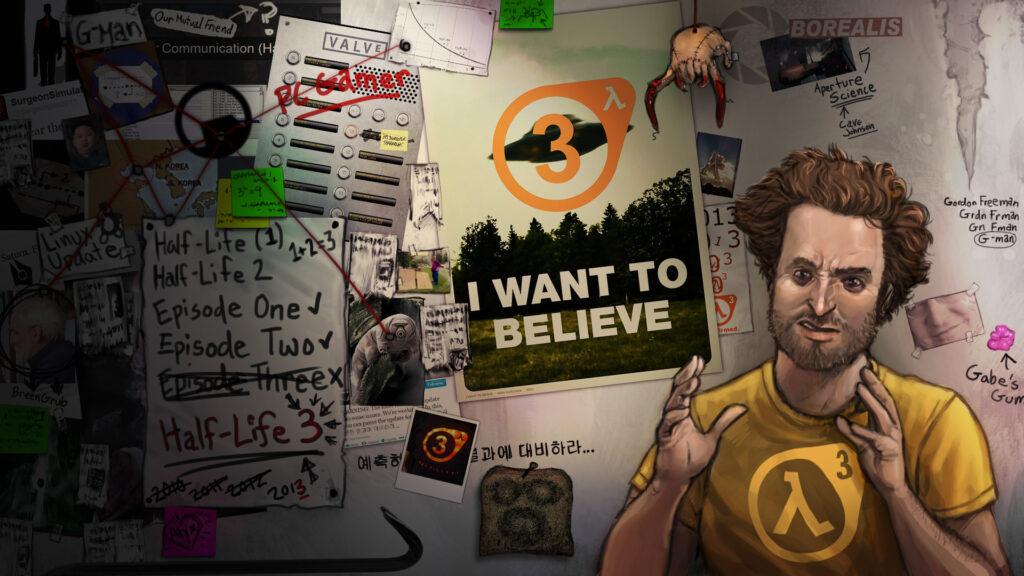 How the Half-Life community looks