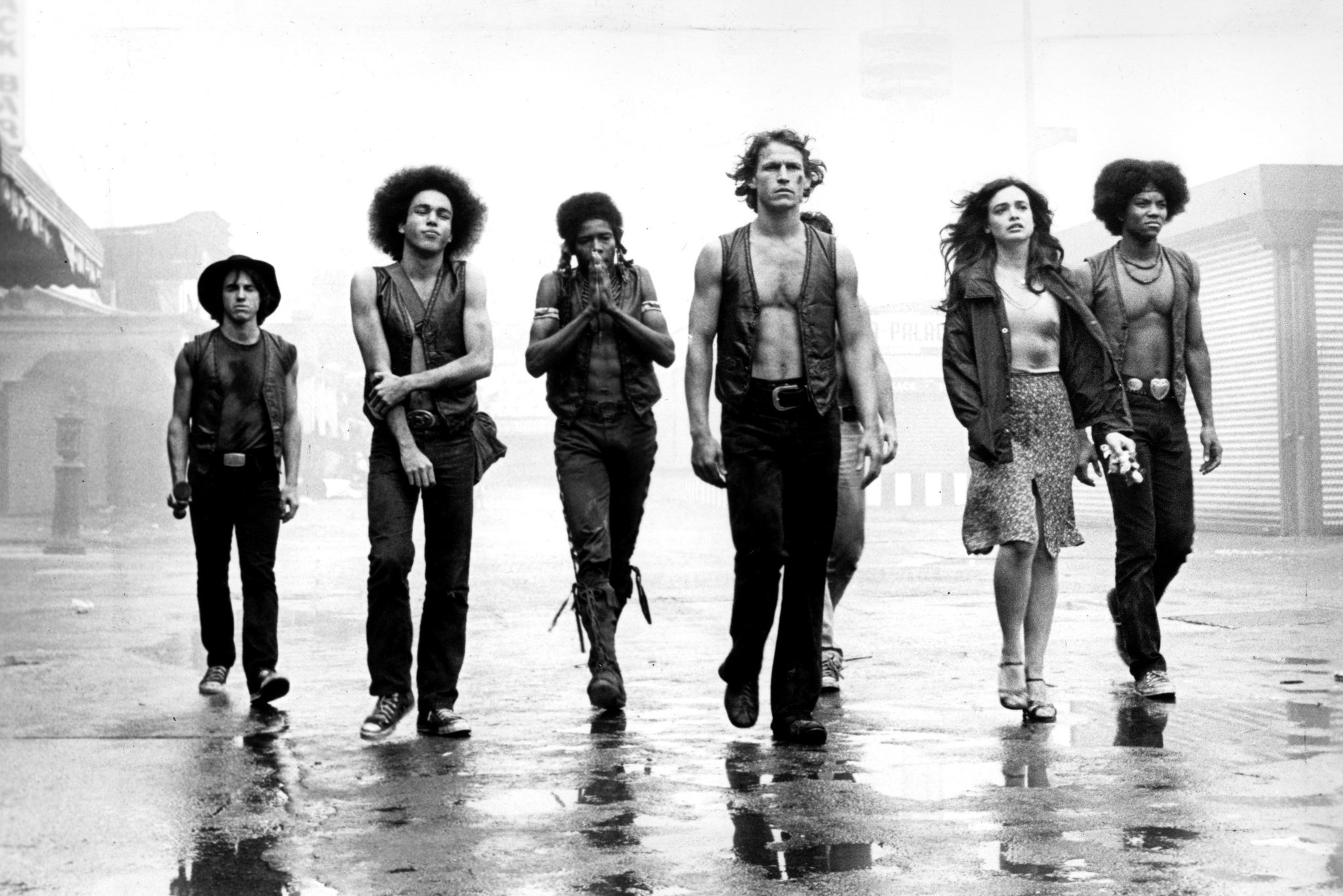 The Warriors Review Walter Hill Movie