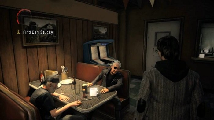 Alan Wake Anderson Brothers