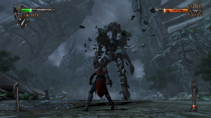 Lords of Shadow certainly never lacked in terms of scale.