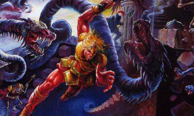 Super Castlevania IV review