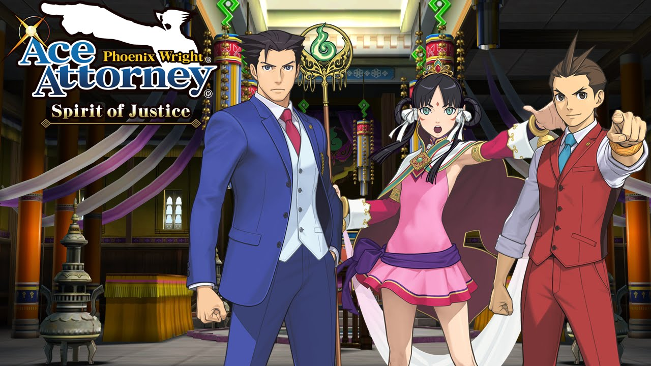 Phoenix Wright Spirit Of Justice Has One Of The Most Emotionally
