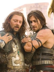 Each of Dastan's brothers are remarkably well set up, and their interactions are some of the strongest moments of the film.