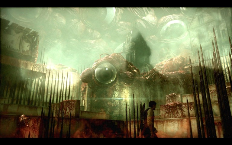 Evil Within goes hardcore with the creepy and rarely lets up.