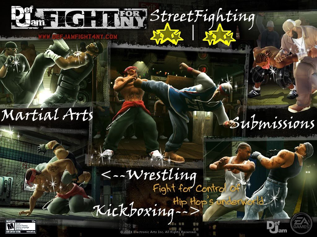 Def Jam: Fight for NY' and the Art of Battle | Goomba Stomp