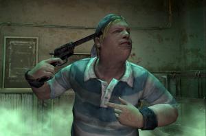 Eddie begins to lose his sanity. Silent Hill 2