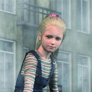 The mischievous Laura