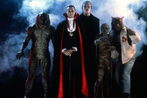 The Classic Universal Monsters