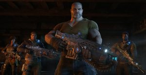 Marcus Fenix returns with a new batch of characters.
