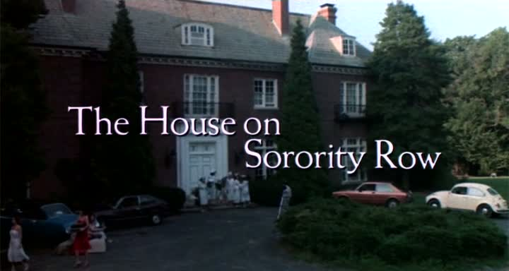 Kate mcneil house on sorority row
