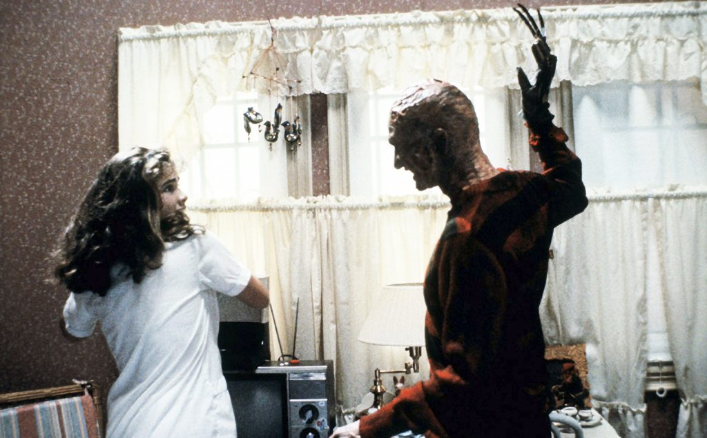 Nightmare On Elm Street 1984