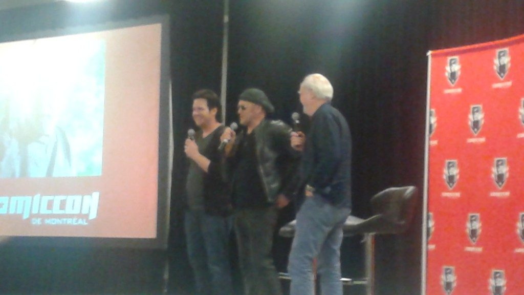 Michael Rooker, Josh McDermitt and Scott Wilson Q&A