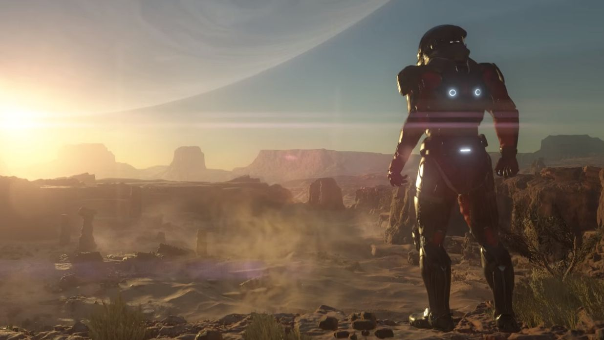 Mass Effect: Andromeda… Preview