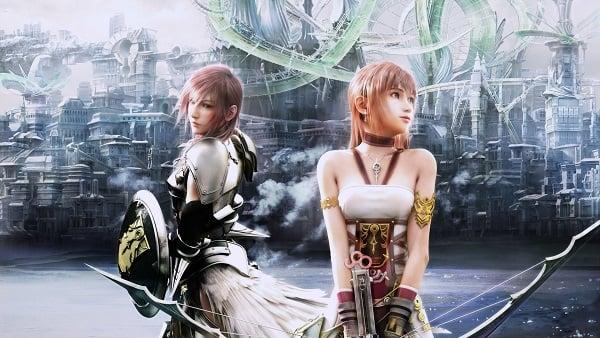 Final Fantasy XIII-2 Lightning Serah