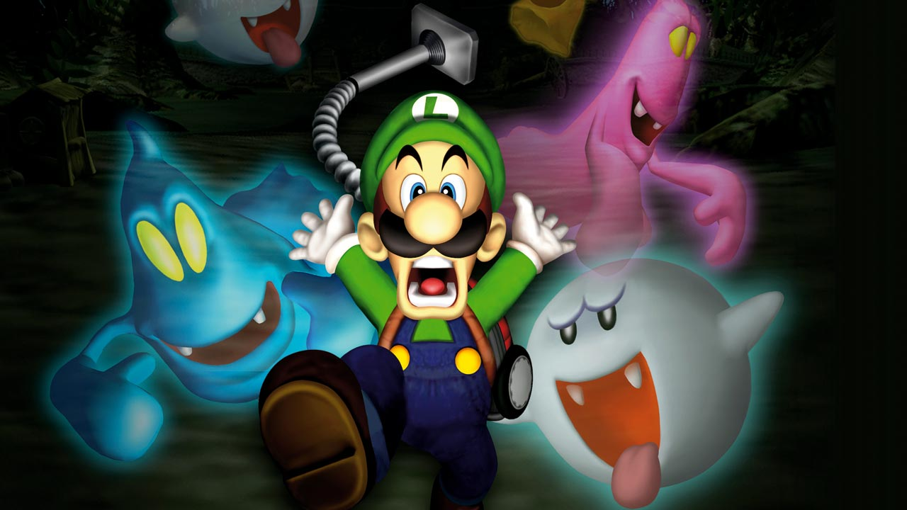 Looking Back At The Original Luigi S Mansion A Stunning